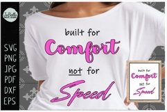 Funny Curvy Girl SVG Product Image 1