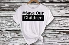 Save Our Children Product Image 1
