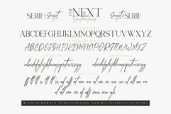 The Next Southerland Luxury Font Duo Product Image 4