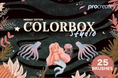 Colorbox studio for Procreate Product Image 1