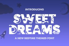 Sweet Dreams Silhouette Font Product Image 1