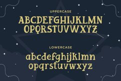 Mighty Star a Fun and Rough Serif Font Product Image 4