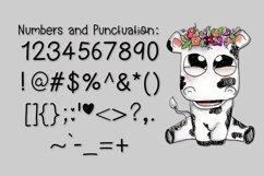 Four Fun Font Bundle Product Image 12