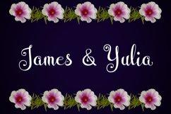 Wedding Font Product Image 3