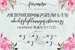 Faranisa Script Product Image 3