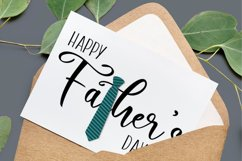 "Father's Day Greeting Card, Printable, 5""x7"" Folded Card Product Image 4"