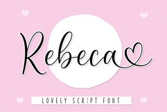 Rebeca Product Image 1