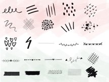 Collage Maker Stamp Brushes for Procreate Product Image 5