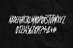 Covenant - Brush Font Product Image 2