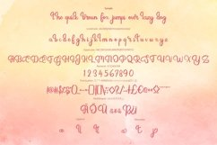 Enhelsa   Modern Style Script Product Image 5