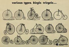 Vintage-209 Cycle Product Image 11