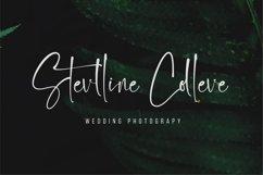 Brilliant Starlight - Elegant Signature Font Product Image 4