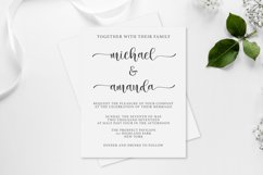 Marlina Melvin - Modern Calligraphy Font Product Image 4