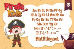 Pirate Kids Product Image 6