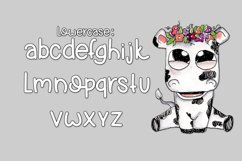 Cow Pies, A Handwritten Font Product Image 5