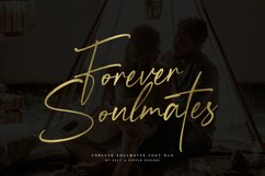 Forever Soulmates Font Duo Product Image 1