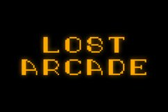 Lost Arcade Sans Adorn Black Product Image 1