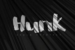 HUNK Brush Typeface Product Image 1
