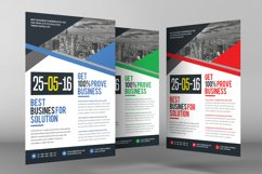 Business Essentials Corporate Flyers Product Image 3
