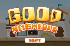 Fun Blob - Funny Kids Font Product Image 20