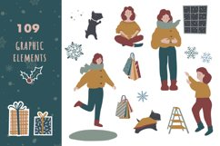 Christmas with my dog Product Image 2