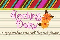 ZP Rocking Daisy Product Image 1