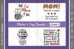 Mother's Day SVG Bundle, Vol 2 Product Image 1