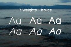 Logico-Sans Simple Modern Font Product Image 4