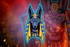 Anubis mascot logo design Product Image 3