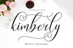 Kimberly Script Product Image 1