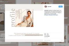 Templates for social media | BOHEMIA Product Image 2