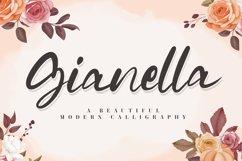 Gianella Script Product Image 1