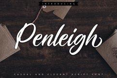 Penleigh | Casual & Elegant Script Font Product Image 1