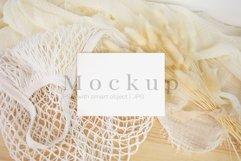 Smart Object Mockup,PSD Mockup,5x3,5 Card Mockup Product Image 1
