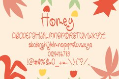 Homey - Cute Handwritten Font Product Image 4