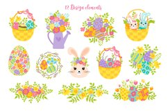 Easter vector collection Product Image 5