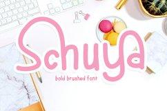 Schuya Font Product Image 1