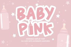 Baby Pink Product Image 1