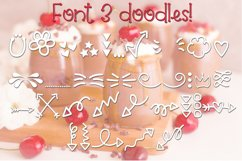 Cherry on Top - A Font Trio with Doodles Product Image 5