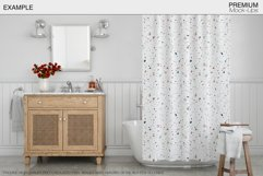 Bath Curtain Mockup Pack Product Image 4