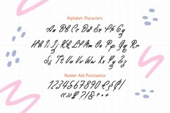 Sheparad Font Product Image 5