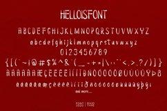 HELLOISFONT Product Image 2