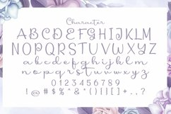 Web Font Sunday Morning Product Image 2