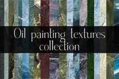 Oil paintings texture collection -20 JPG files Product Image 1
