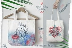 True Love Hand Lettering Set Product Image 3