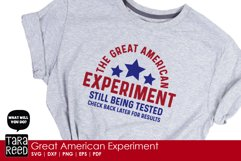 Great American Experiment - Patriotic SVG and Cut Files Product Image 3