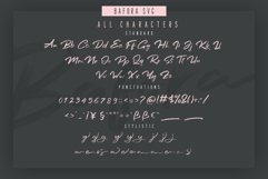Bafora - SVG Font Bonus Bondie Font Product Image 2