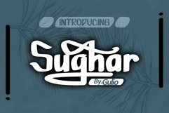 Sughar BRUSH Font Product Image 1