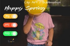 7x Easter and Spring - Mini Bundle - Print and Sublimation Product Image 5