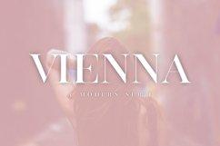 Vienna   Modern Serif Font Product Image 3